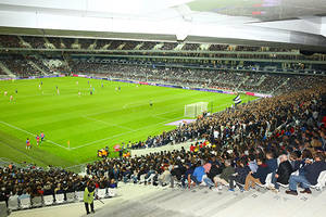 Inauguration stade bordeaux 2