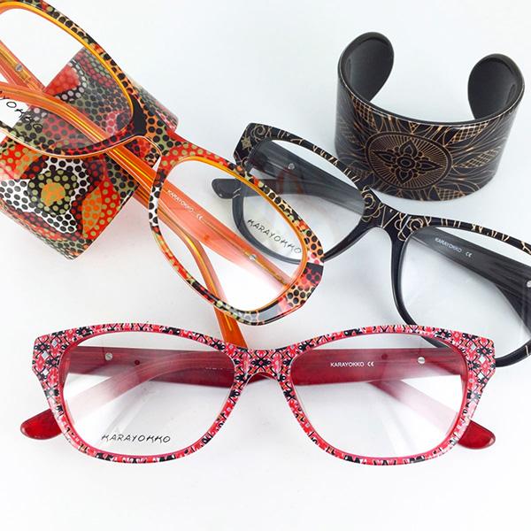 Lunettes karayokko bordelaise de lunetterie for Modele maison kara