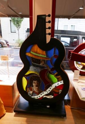 sulpture-violon